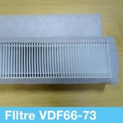 Filtre VDF 66-73