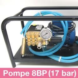 Pompe 8BP (17 bars - 8L/min)