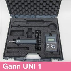 Testeur Gann UNI1 avec sonde boule B50 et coffret