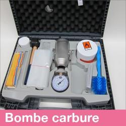 Testeur Gann bombe à carbure (coffret complet)
