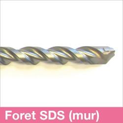 Mèche/foret bois 10mm/16cm