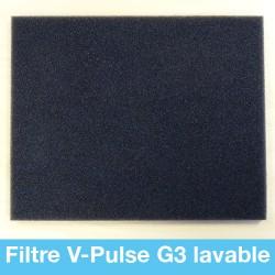Filtre G3 lavable V-Pulse