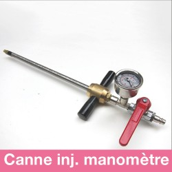 Canne d'injection 12mm
