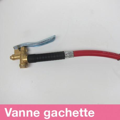 Vanne gachette pour pulvérisation (pompe 8BP)
